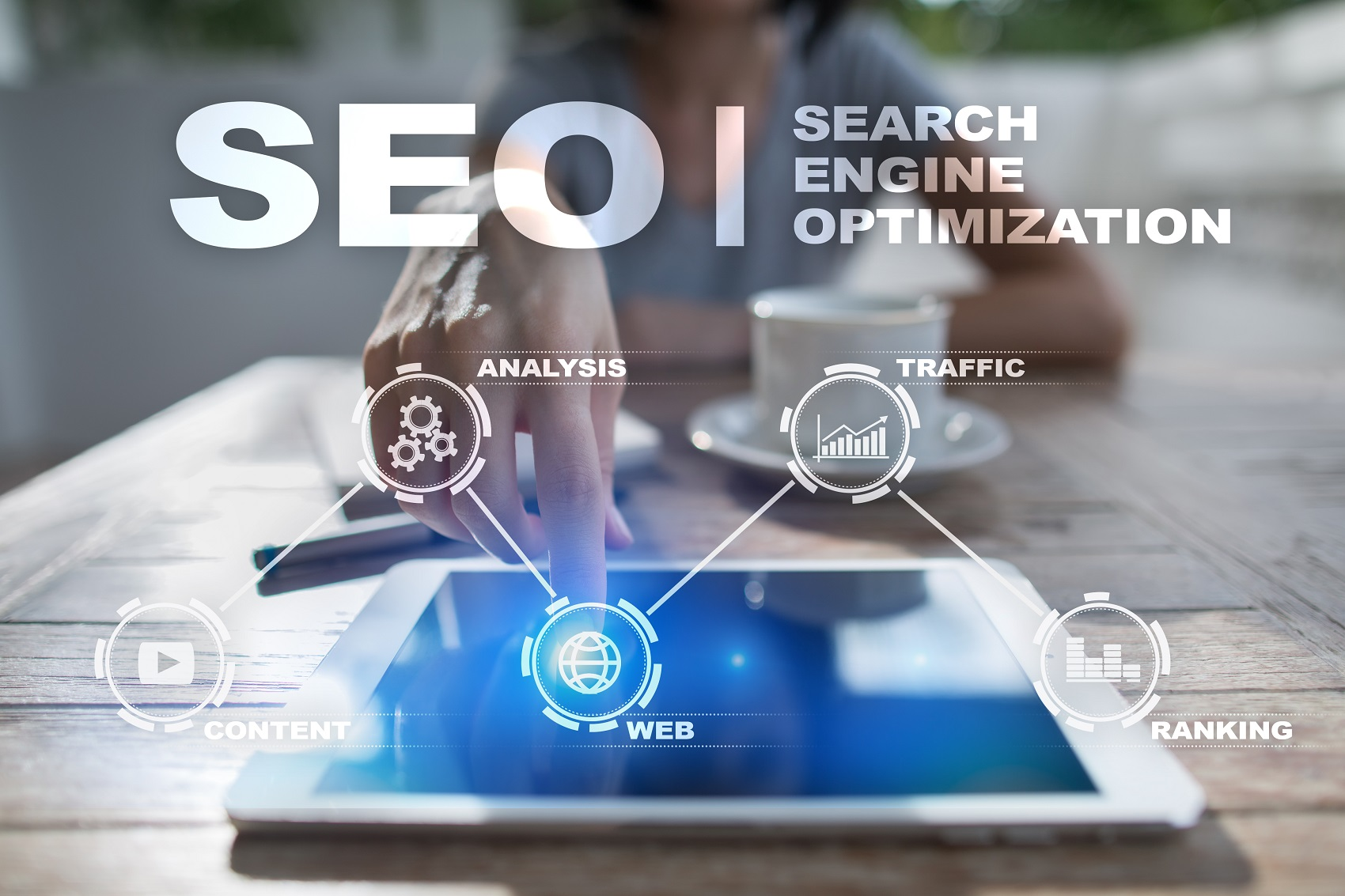 industries benefit from an SEO service